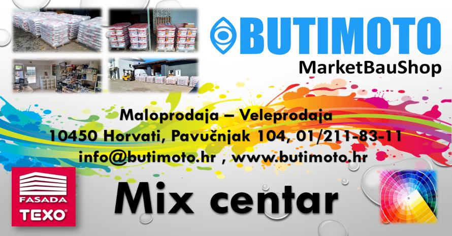 MIX Centar - BUTIMOTO   MarketBauShop