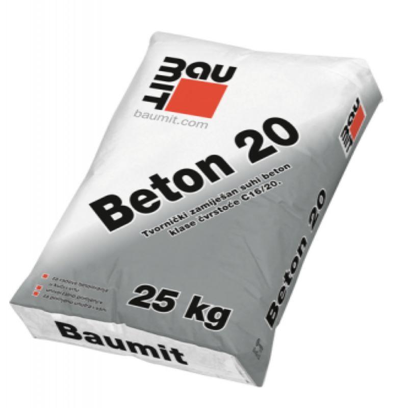 Baumit Beton B 20 - 25 kg