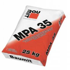 Baumit MPA 35 Strojna vanjska žbuka 25 kg