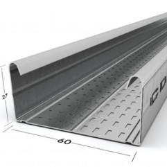 Profil za suhu gradnju CD 60x27x3000 0,5mm