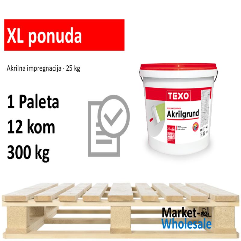 TEXO AKRILGRUND -XL