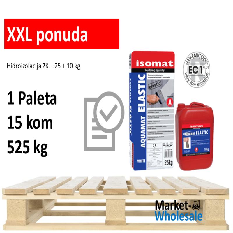 ISOMAT AQUAMAT ELASTIC -XXL