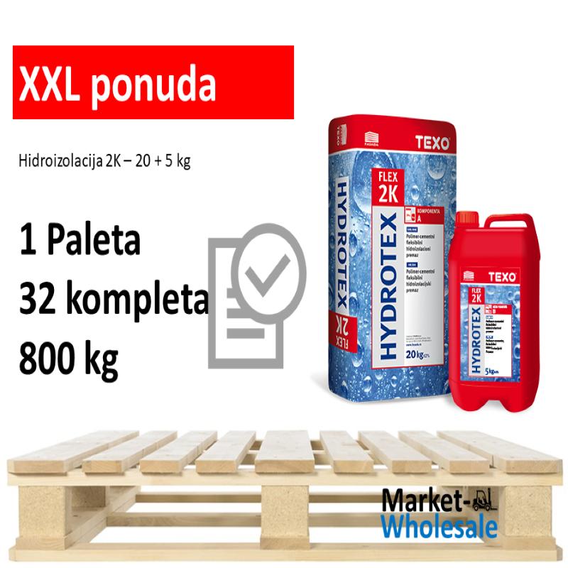 TEXO HYDROTEX FLEX 2K -XXL
