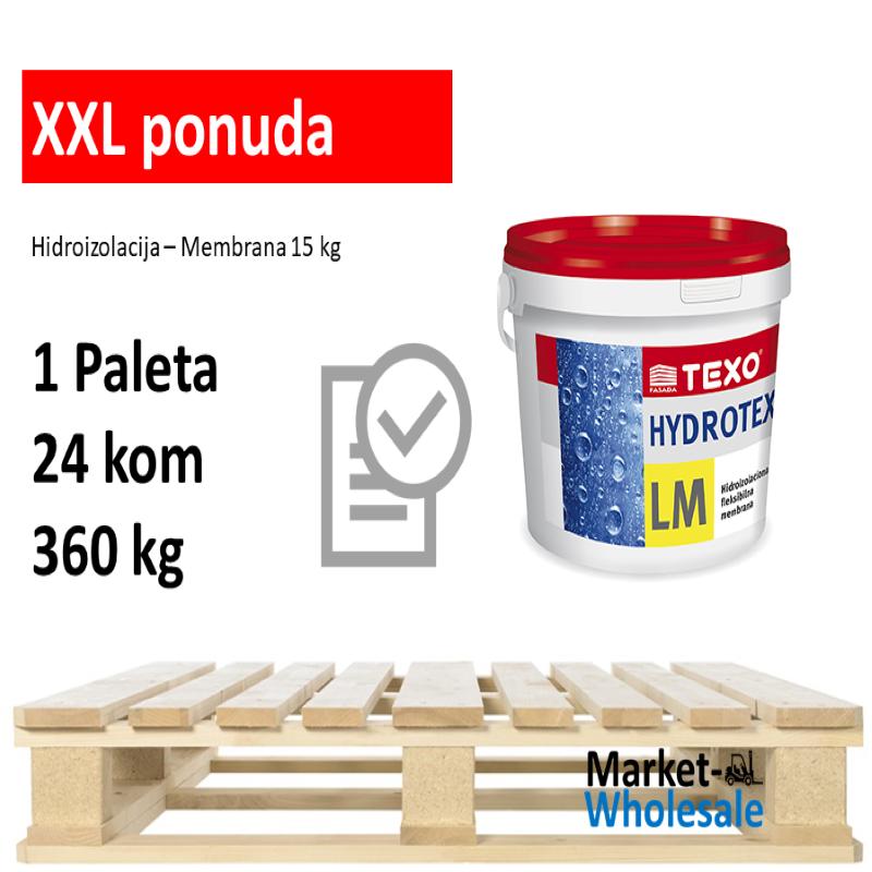 TEXO HYDROTEX LM -XXL