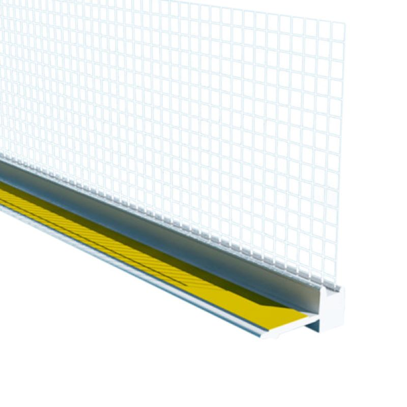 PVC prozorski profil sa mrežicom APU 2,4 m (50kom)