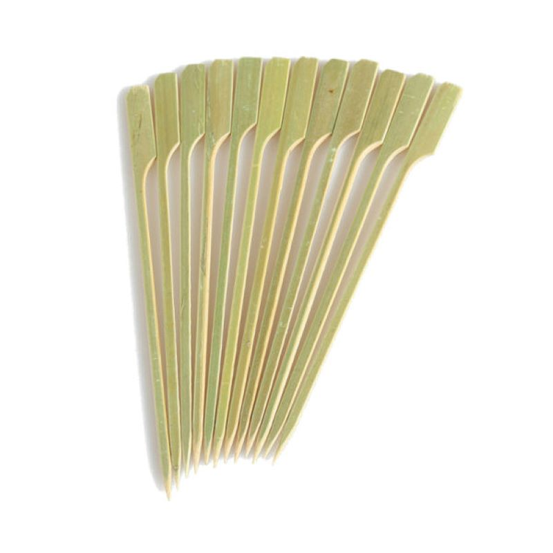 FingerFood drvene pikalice, golf-bambus 120 mm 100...