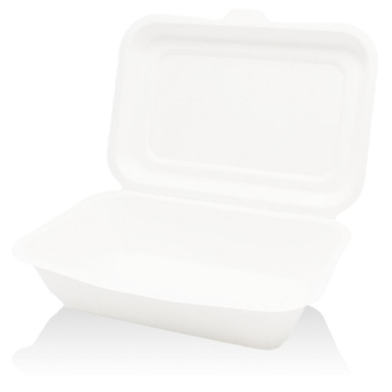 Posuda EPS za hranu, MB1 240x210x70 mm 50/1