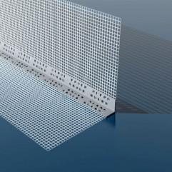 PVC kutnik 10 x 15cm, 2,5m (50 kom)