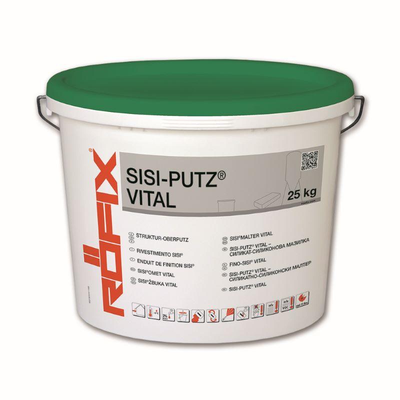 ROFIX SISI-Putz VITAL žbuka 1,5mm V (25kg) - bijela