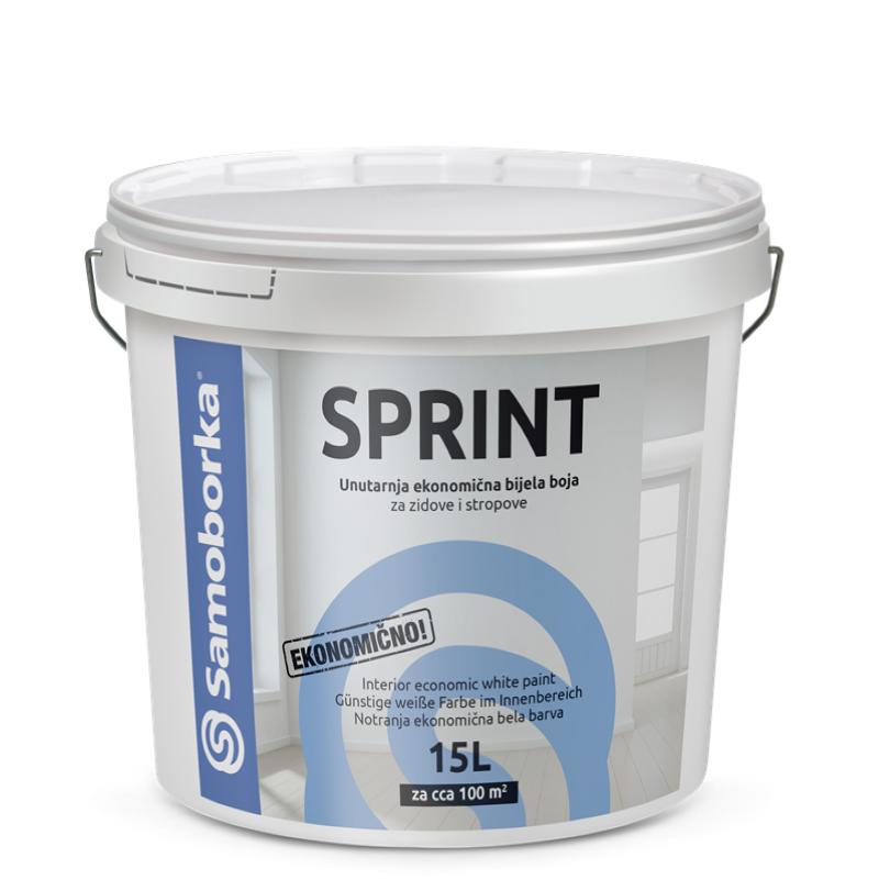 SAMOBORKA Sprint 15 litara