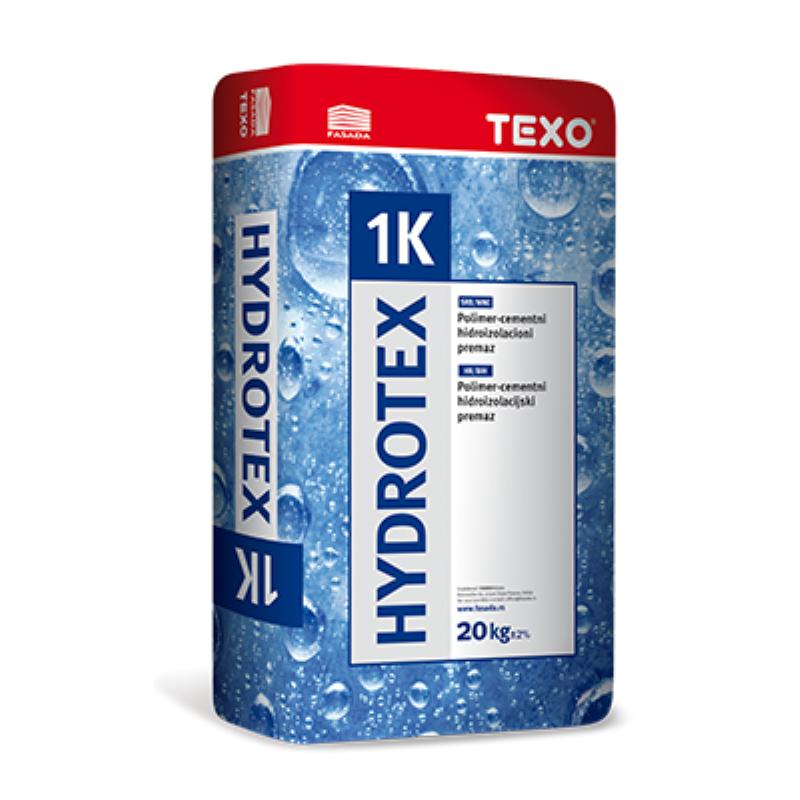 TEXO HYDROTEX 1K - 20 kg ( 60kom-pal)