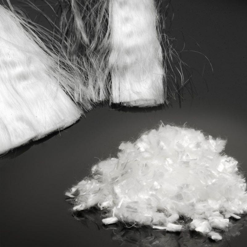 Polipropilenska vlakna za glazuru 900 gr