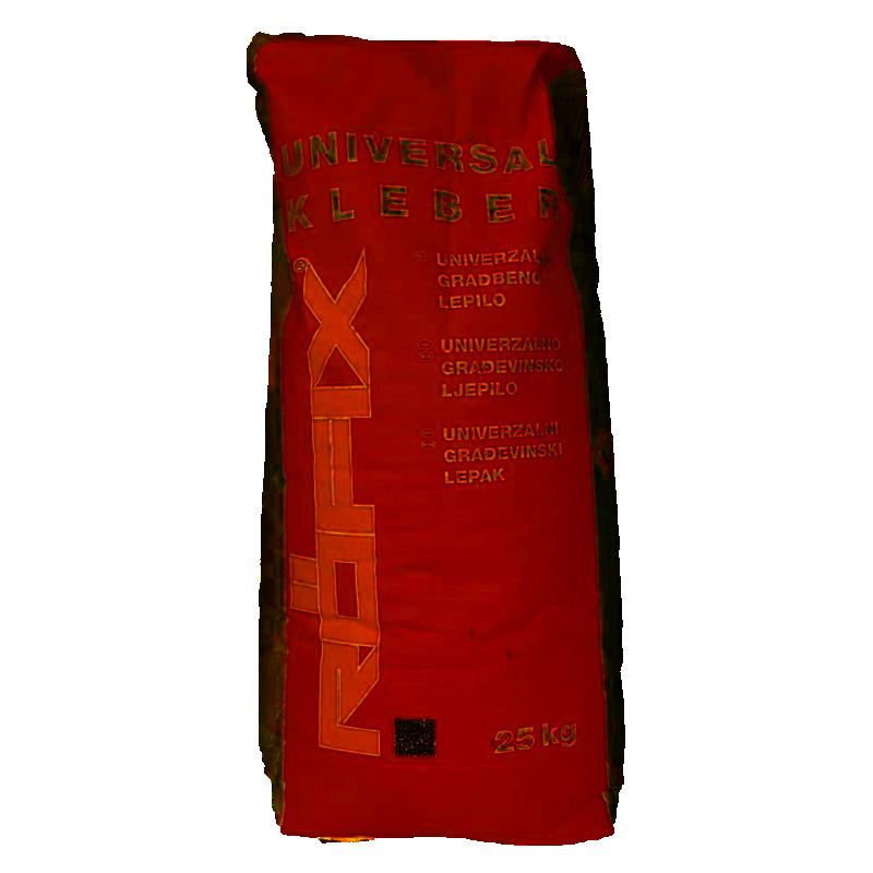 RÖFIX Universalkleber 25/1 - Ljepilo + glet za stiropor
