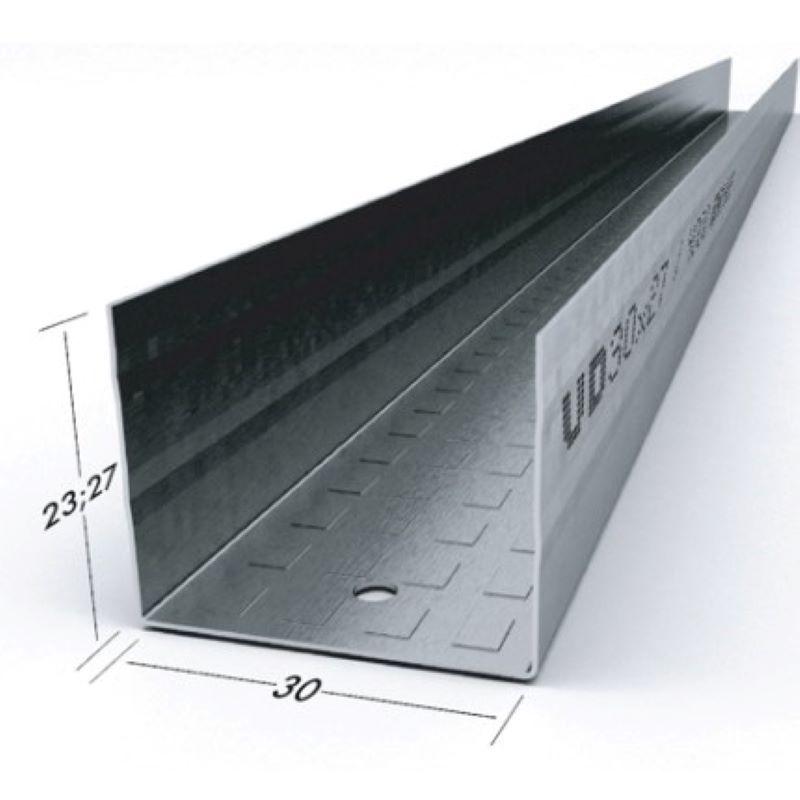 Profil za suhu gradnju UD 28x27x3000 0,5mm
